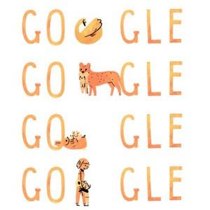 Google Doodle Hari Ibu di Indonesia