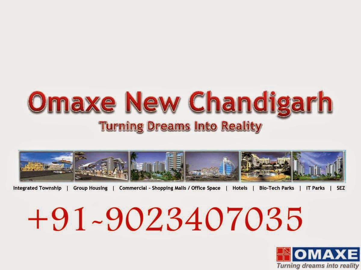 PLOTS IN OMAXE MULLANPUR NEW-CHANDIGARH,