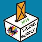 Candidaturas Elecciones Municipales 2015