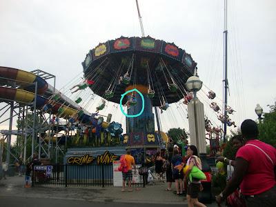 Six Flags Crime Wave