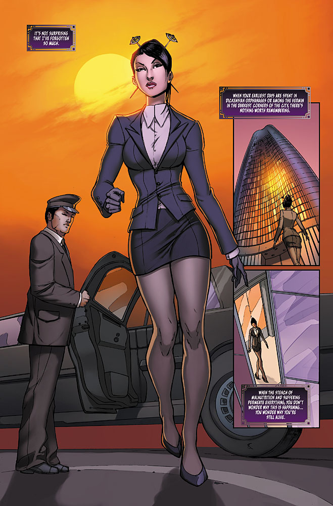 Preview: ALL NEW EXECUTIVE ASSISTANT: IRIS #1
