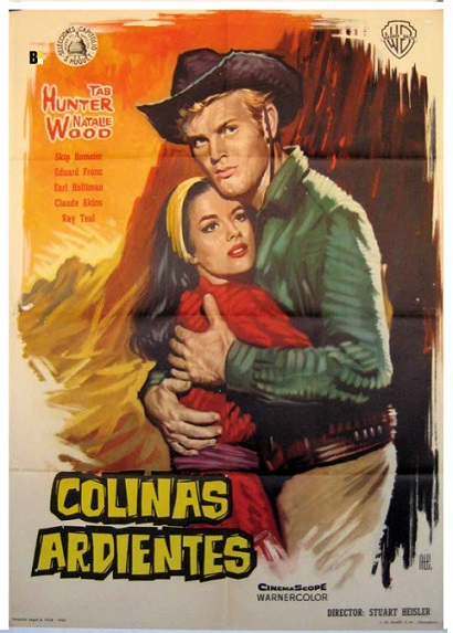 COLINAS ARDIENTES (1956)