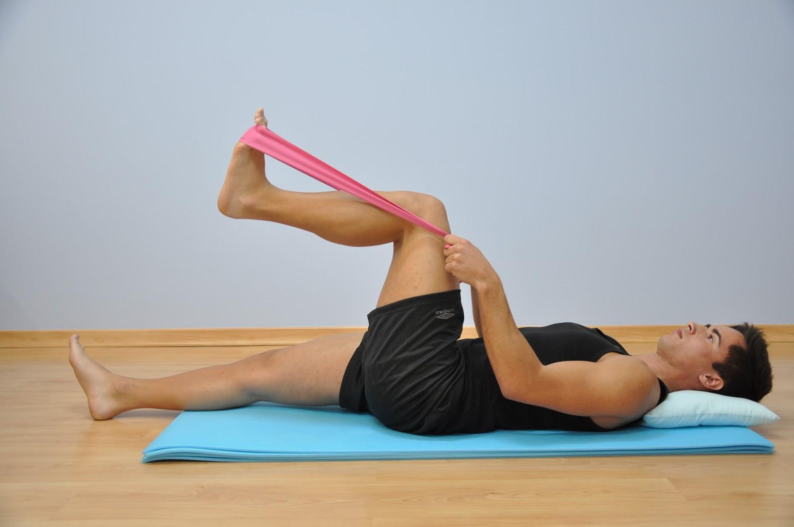 Exerc Cios Terap Uticos Para A S Ndrome Da Banda Lio