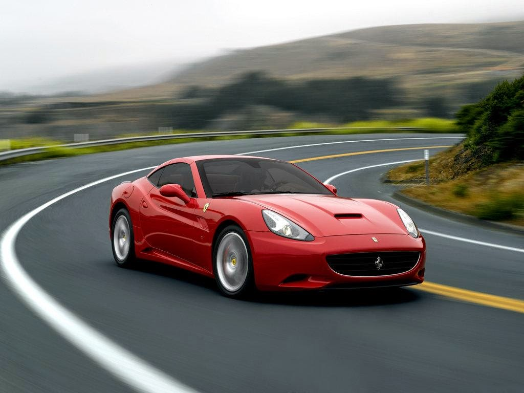 Ferrari California Sports Car