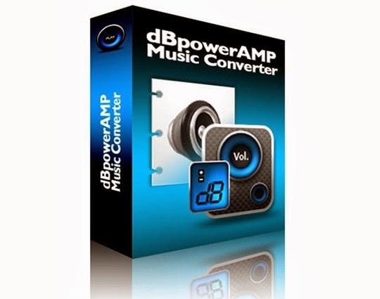 صورة غلاف برنامج محول الصوتيات dBpoweramp Music Converter