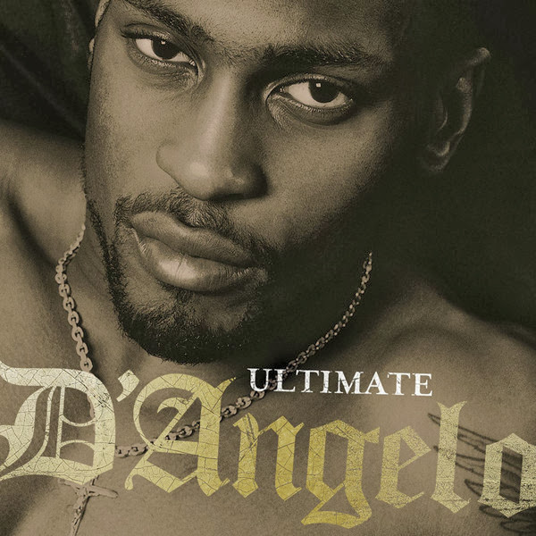 D'Angelo - Ultimate D'Angelo Cover