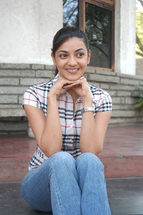 Kajal Agarwal Latest Stills Jeans