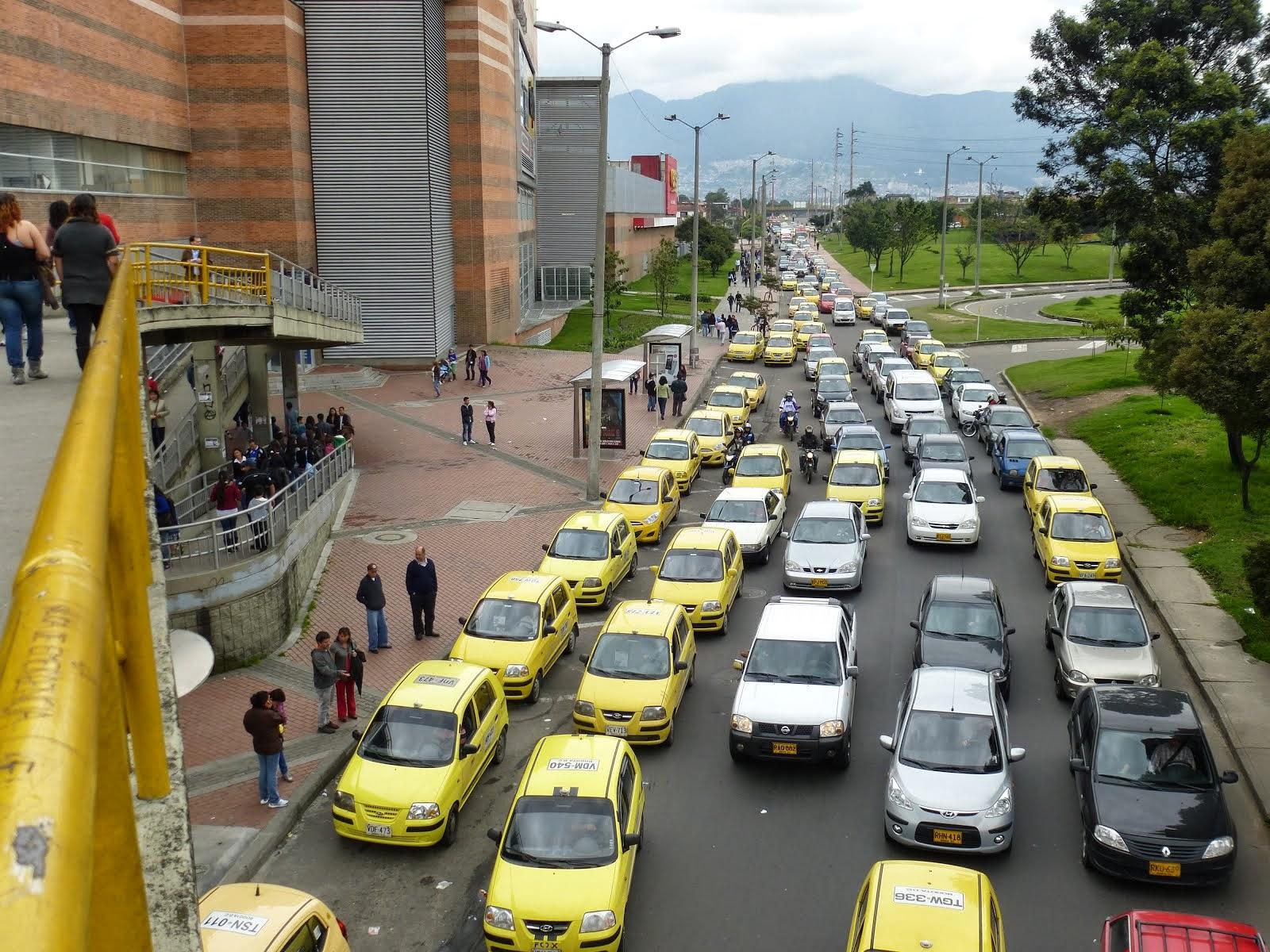 Movilidad caótica en territorio Samoré