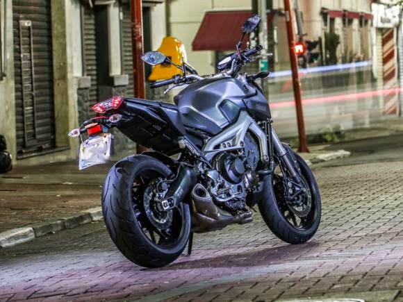 Yamaha MT-09 Bike Review