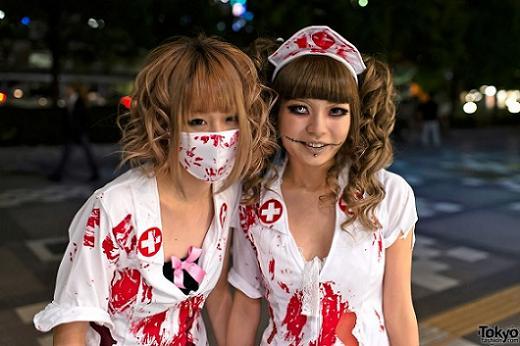 halloween japones