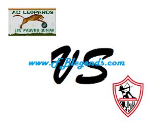 مشاهدة مباراة الزمالك وليوبار بث مباشر اليوم 26-7-2015 اون لاين كأس الإتحاد الأفريقي يوتيوب لايف al zamalek vs ac leopards de dolisie