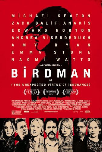 Birdman (BRRip 720p Dual Latino / Ingles) (2014)