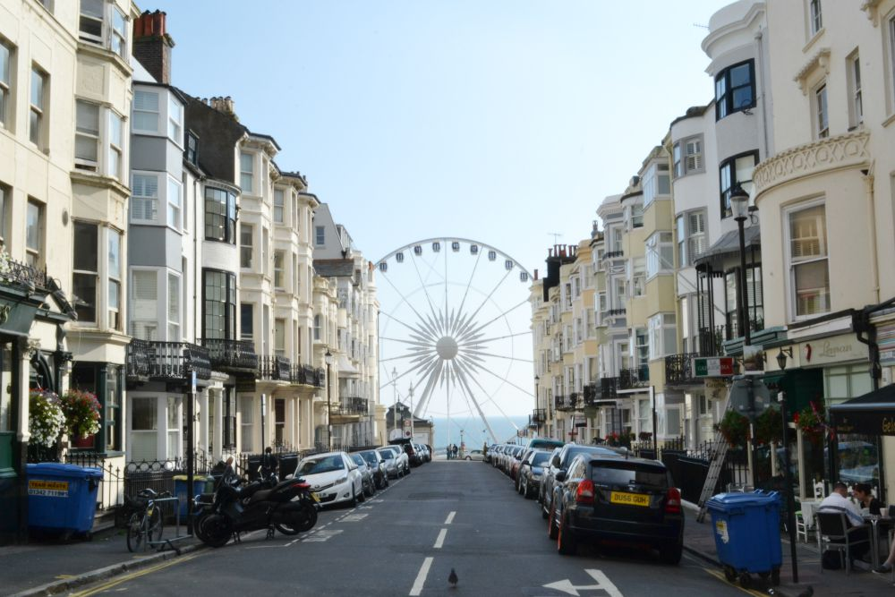 big wheel street brighton