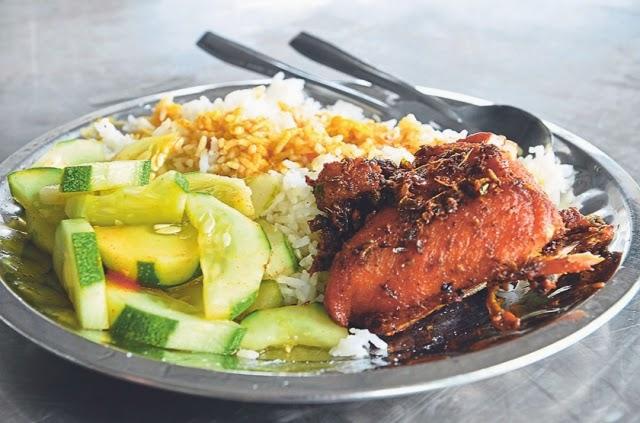 Nasi Kandar @ Changkat Jong, Teluk Intan | themalaysianonline.com