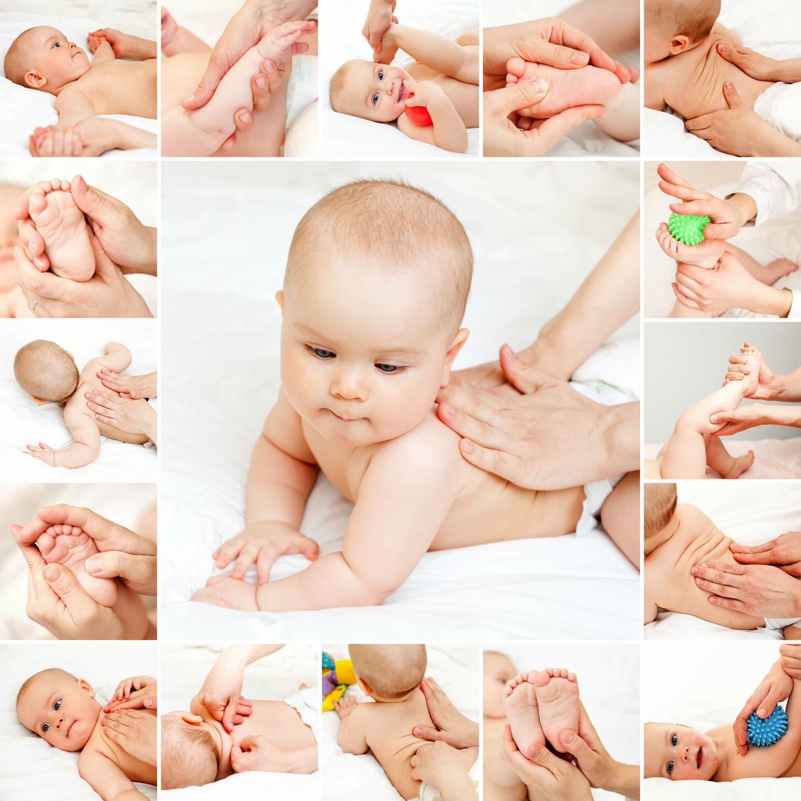 Urutan Bayi.. : Teknik & Kaedah Urutan Terbaik