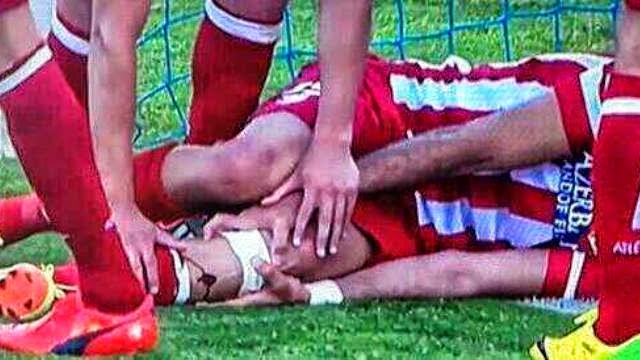 اتلتيكو مدريد يهزم خيتافي بالثنائية و اصابة كوستا تتجدد