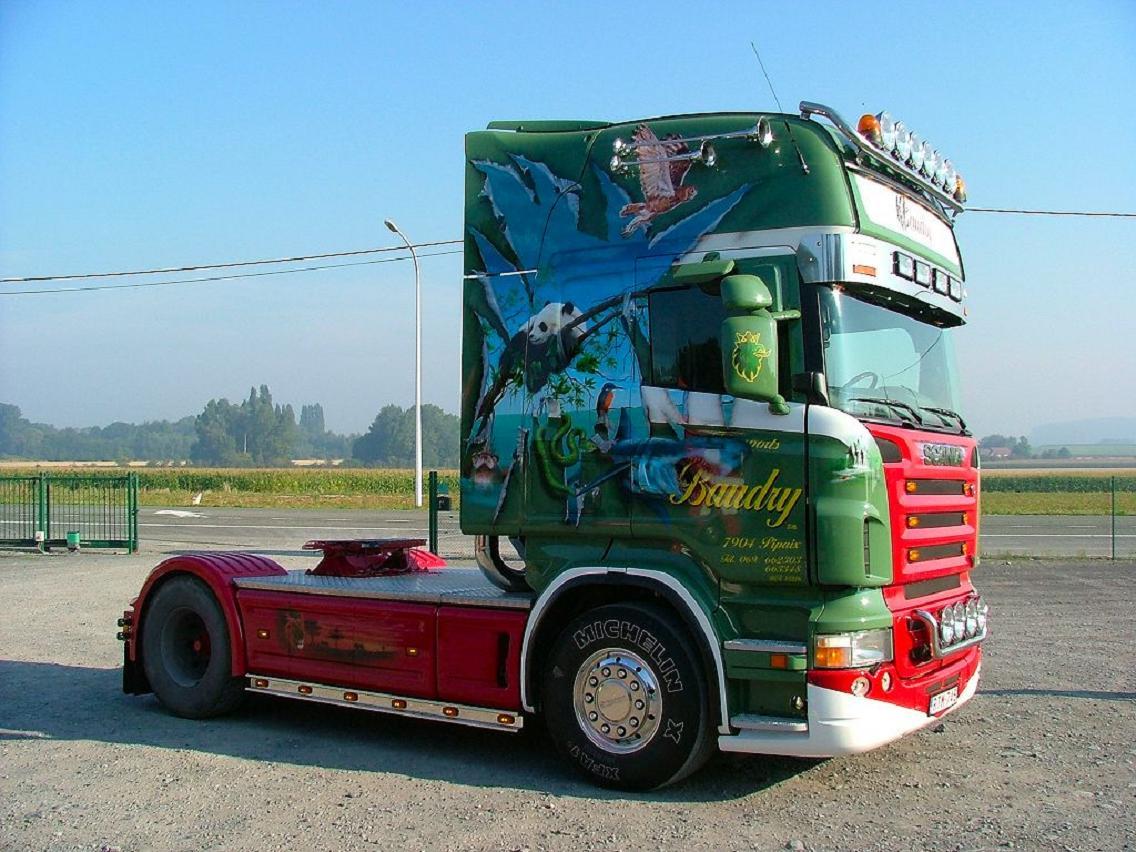 Scania Truck Wallpaper Trucks Wallpaper