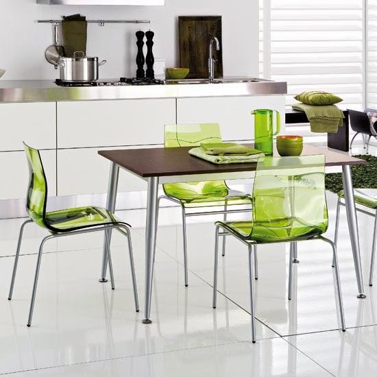 Desain Kursi Dapur Modern yang Menarik