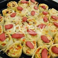 Yufkalı Rulo Pizza Tarifi Rulo Pizza Tarifleri