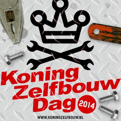 Koning Zelfbouw Dag 2014