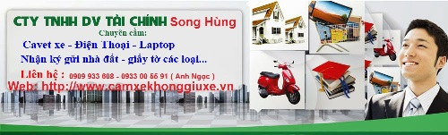 Công ty cavet xe máy Song Hùng