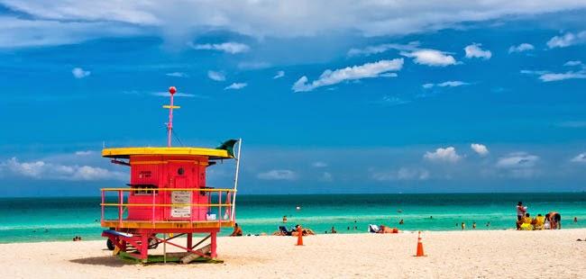 Passagens aéreas em promoção para Miami
