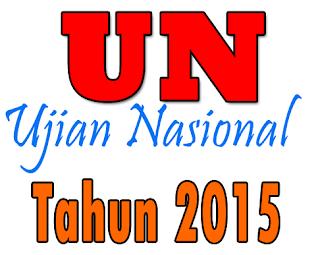 Jadwal UN 2015