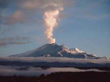 #16 Volcano Wallpaper