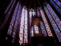 Europe 2014: Sainte Chapelle