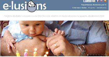 crea y envía postales gratis con E-lusions - www.dominioblogger.com