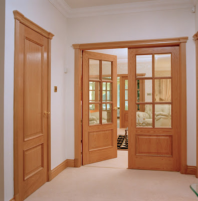 oak interior doors