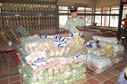 Contrabando de Alimentos!!