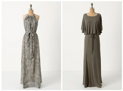 Maxi Dresses  Weddings on Weddings Fresh   Wedding Style Expert  What To Wear   The Maxi Dress