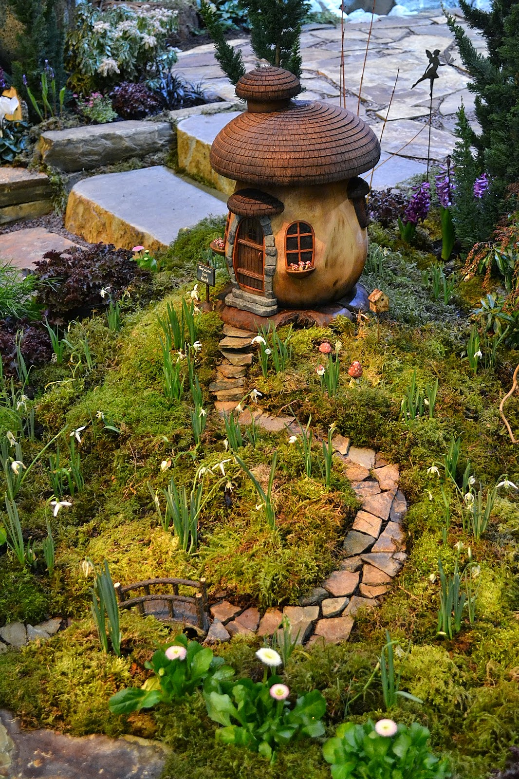 The Outlaw Gardener: Northwest Flower and Garden Show Funny Business