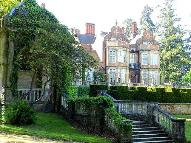 The Galloping Gardener Gertrude Jekyll Garden Under Restoration At Tylney Hall Hampshire