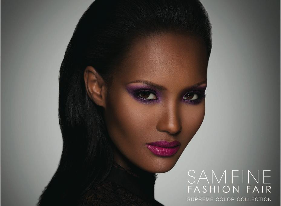 Makeup Artist Sam Fine on