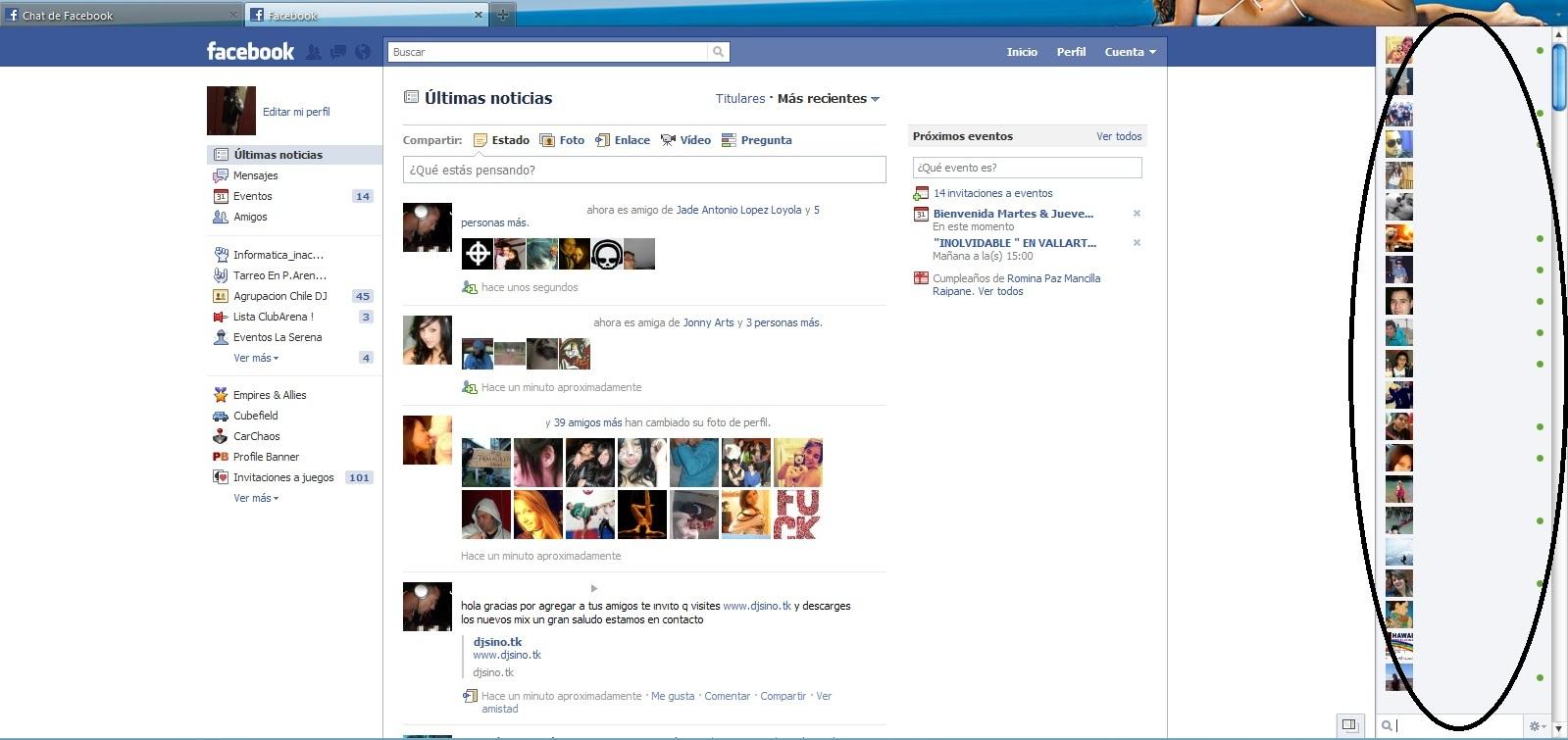 Es Aser Click Al Link Https Www Facebook Com Presence Popout Php