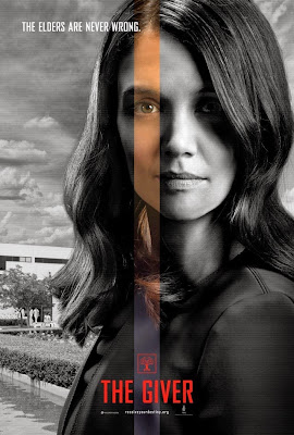 the giver katie holmes poster