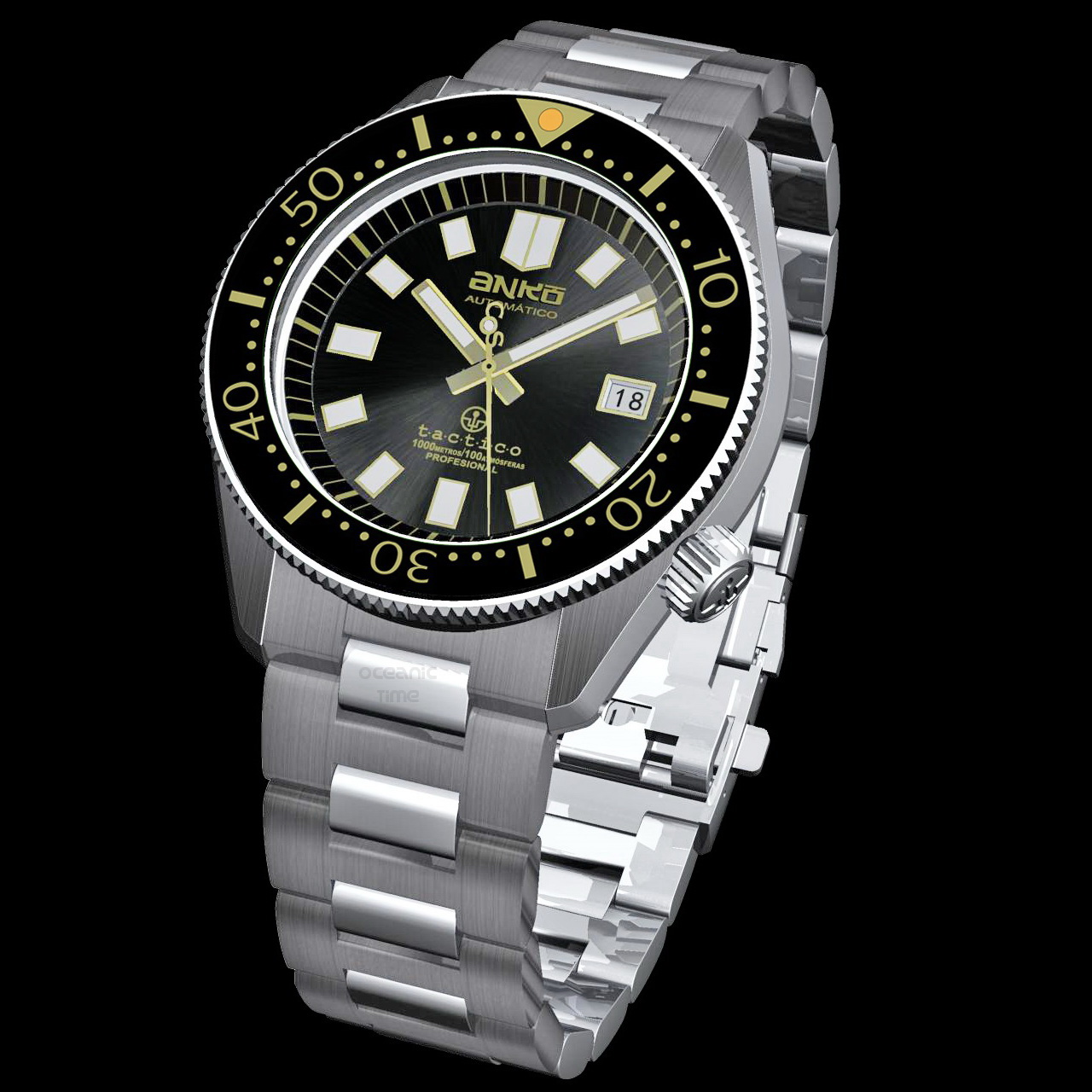 Oceanictime t a c t i c o anko for clubokies - Seiko dive watch history ...
