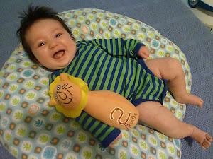 Grayson 2 Months