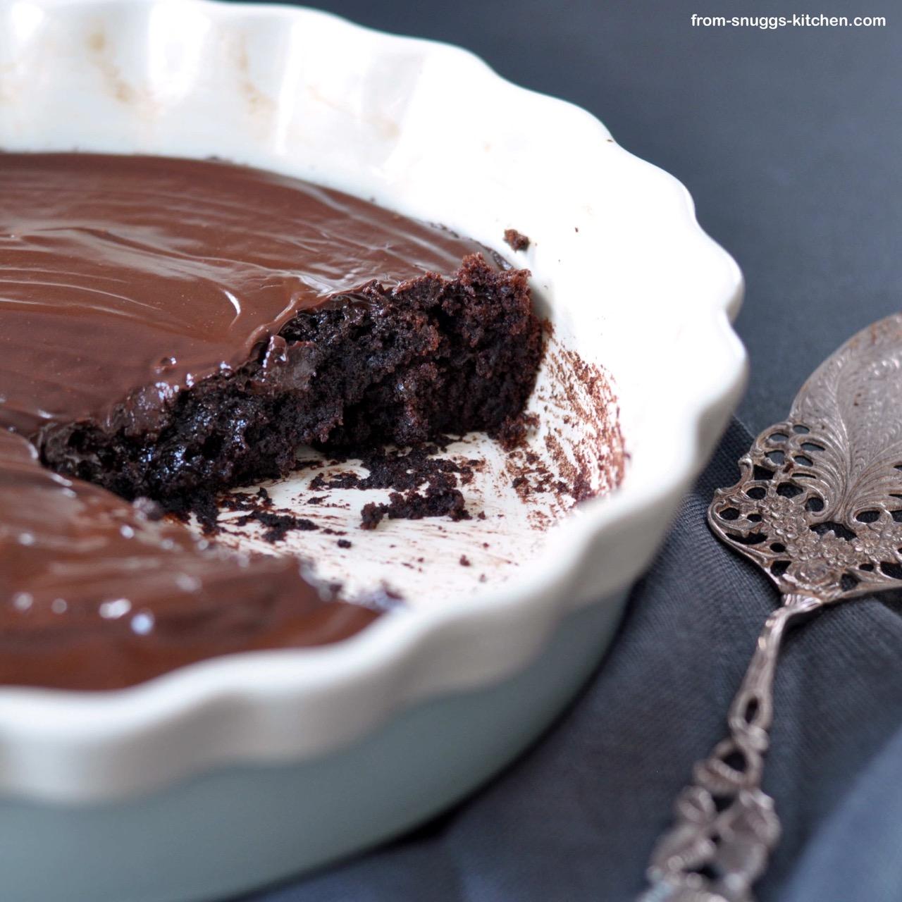 """Der """"Ich-will-Schokoladenkuchen-Kuchen"""""""