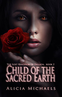 Enter the Child of the Sacred Earth giveaway for a chance to win a $50 Amazon GC