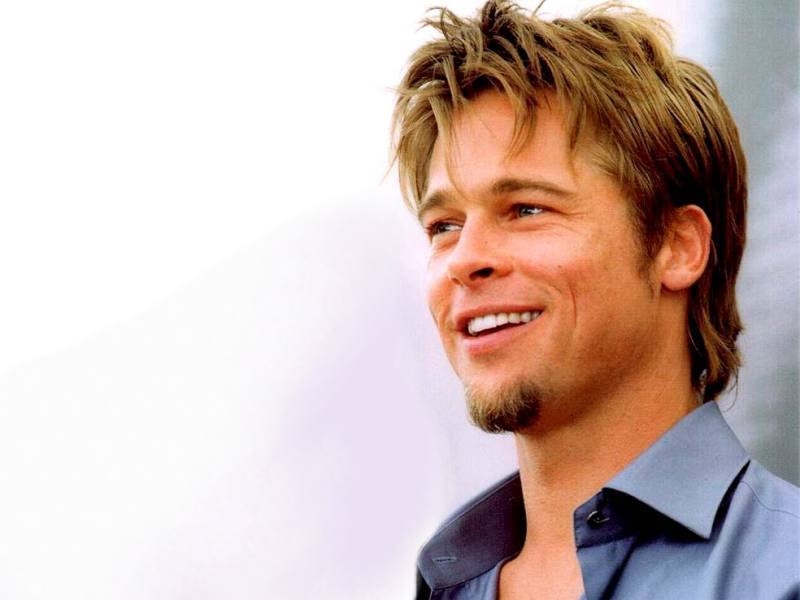 Favorite Brad Pitt Photos Set #1