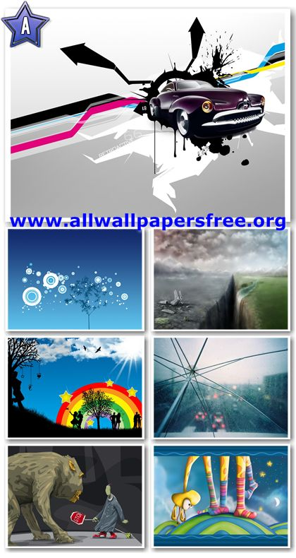 20 Superb Abstract Wallpapers 1600 X 1200 [Set 2]