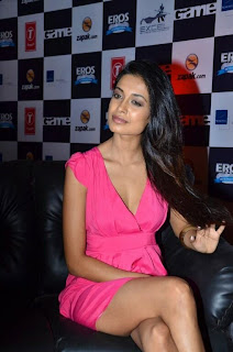 WWW..BLOGSPOT Bollywood Tollywood Indian Actress Sarah Jane Dias  at Game Film Event Picture Stills Gallery 0009