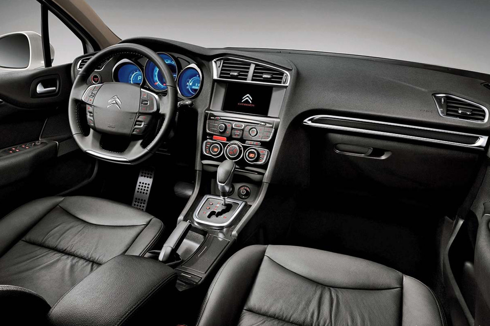 Citroen C4 Lounge Chega Ao Brasil Por R  59 990 00