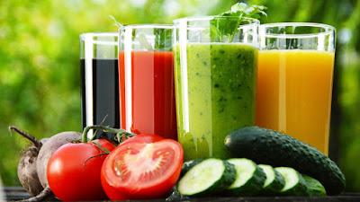 21 Day Detox Diet Menu