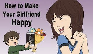 Tips Ampuh Membuat Pacar / Pasangan Anda Bahagia