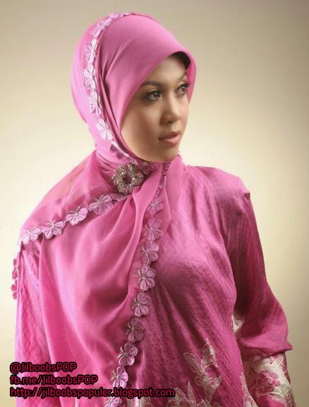 10 foto hijaber bikin otak makin mesum   jilboobs populer