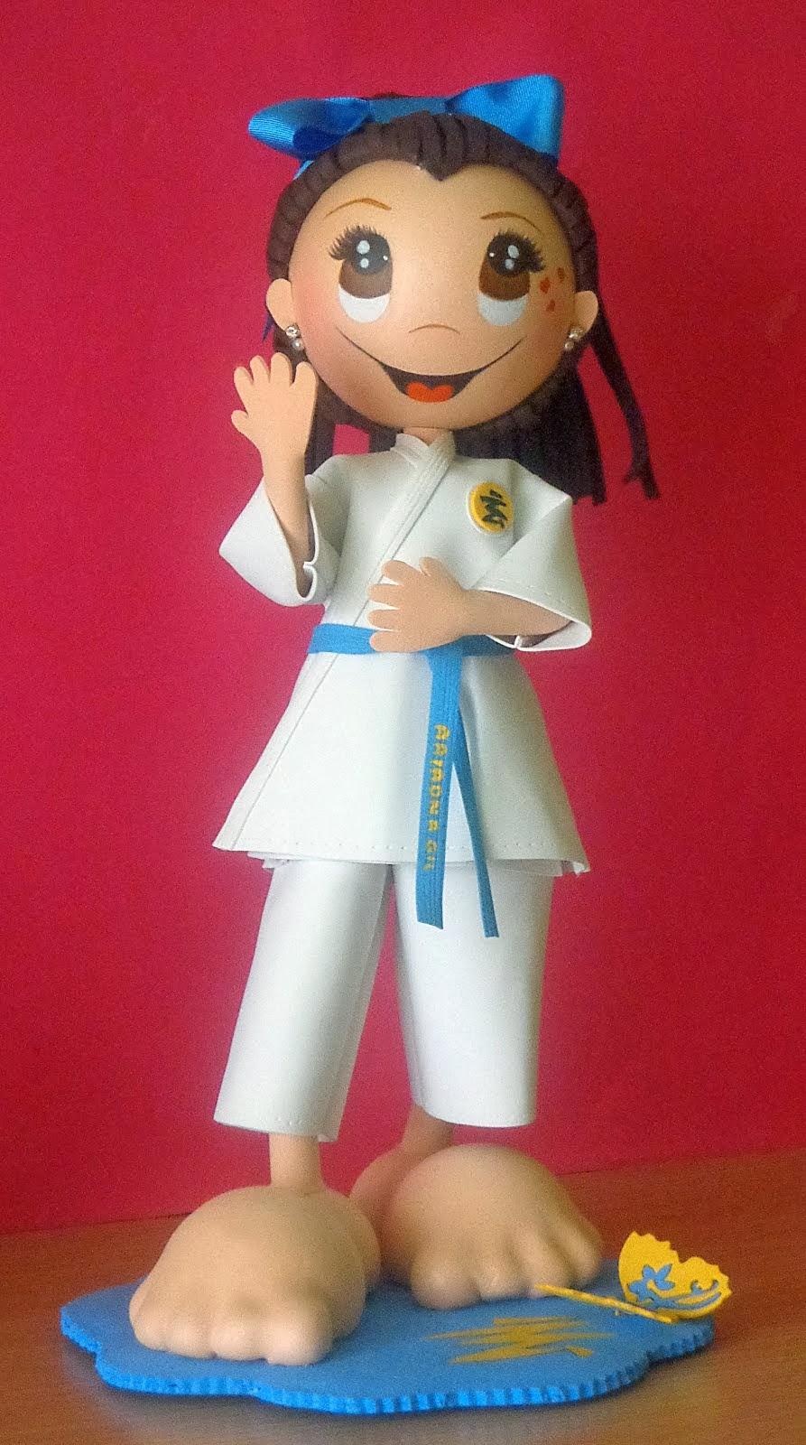 Karateka Ariadna
